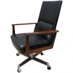 Arne Vodder desk chair