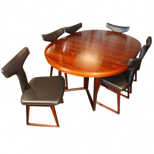 Arne Vodder dining set