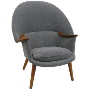 Ditzel style chair