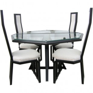 Doisteau dining set