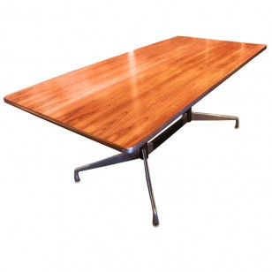 Eames rosewood table