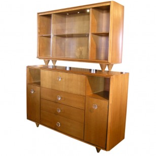 Gilbert Rohde cabinets