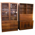 Ole Wanscher cabinets