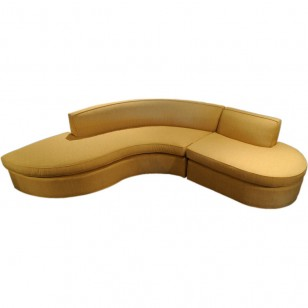 Probber sectional