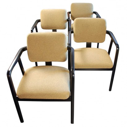 4 George Nelson chairs