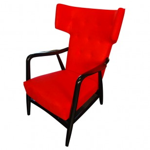 Armchair by Eva and Niels Koppel