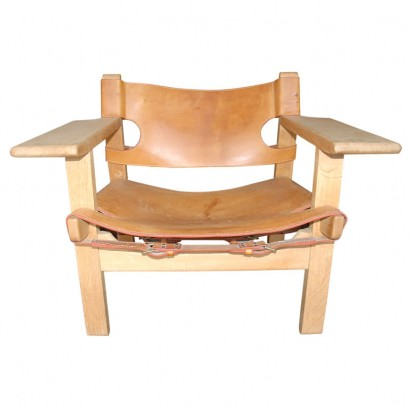 Borge Mogensen Spanish chair