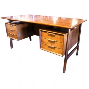 Oman Junior rosewood desk