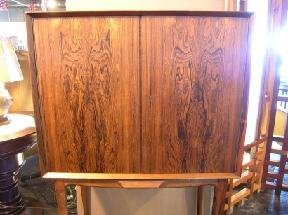 Small dining room cabinet