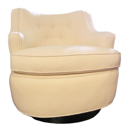 Dunbar swivel chair