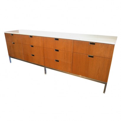 Florence Knoll credenza