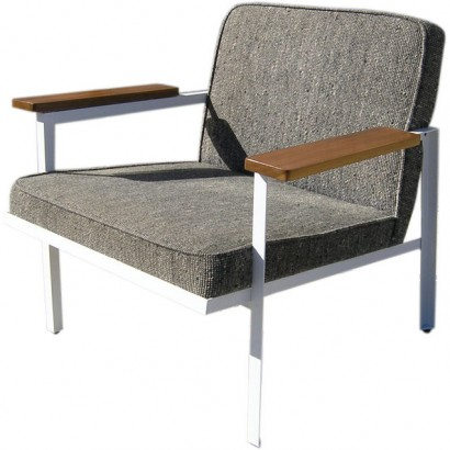 Open Arm Easy Chair By George Nelson For Herman Miller