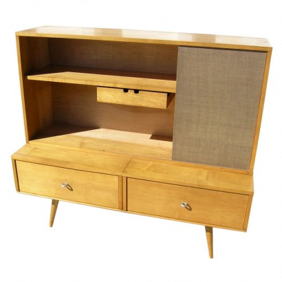 maple cabinet by paul mccobb for the planner group by winchendon