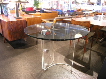 Lucite Dining Table Acrylic Dining Room Furniture Modern