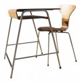 Child's Desk and Chair By Arne Jacobsen