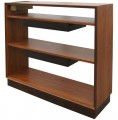 Bookshelf with Planter and Drawers by Edward Wormley for Dunbar