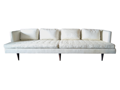 [SOLD] Large Sofa By Edward Wormley For Dunbar