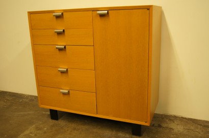 [SOLD] Chest Cabinet By George Nelson For Herman Miller