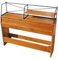 Twin-Size Planner Group Headboard by Paul McCobb for Winchendon Furniture