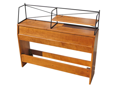 Nice [SOLD] Twin Size Planner Group Headboard By Paul McCobb For Winchendon  Furniture