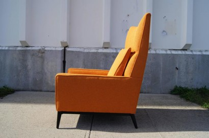 Machine Age U2013 New Englandu0027s Largest Selection Of Mid 20th Century Modern  Furniture | High Back Lounge Chair, Model 314, By Paul McCobb For  Directional