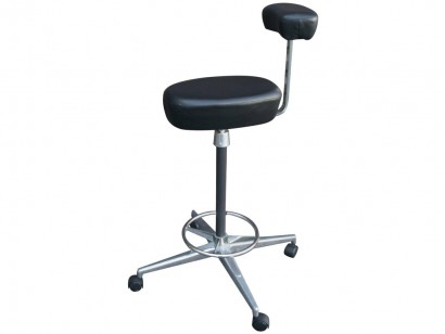 [SOLD] Perch Stool By George Nelson And Robert Propst For Herman Miller